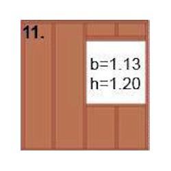 Panneaux Type 11