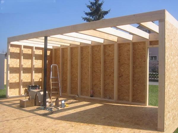 murs ossature bois pr fabriqu type 14 panneaux maison ossature bois. Black Bedroom Furniture Sets. Home Design Ideas