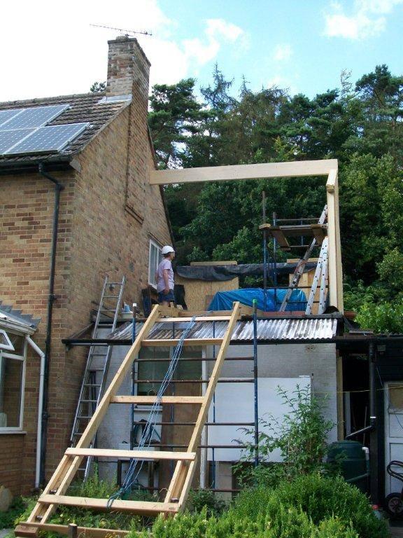 Extension surélévation maison panneau sips www.panneauxmaisonossaturebois.com (13)