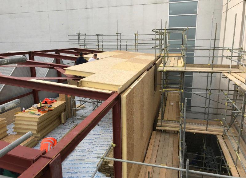 Hall entrepot panneaux sips couverture toit et murs (12)
