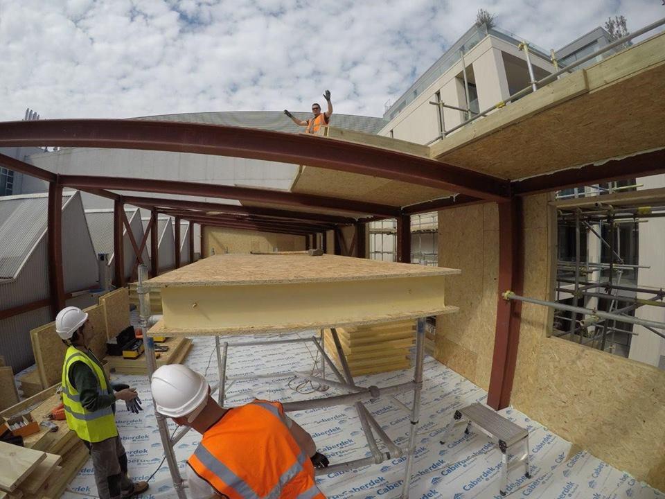 Hall entrepot panneaux sips couverture toit et murs (22)