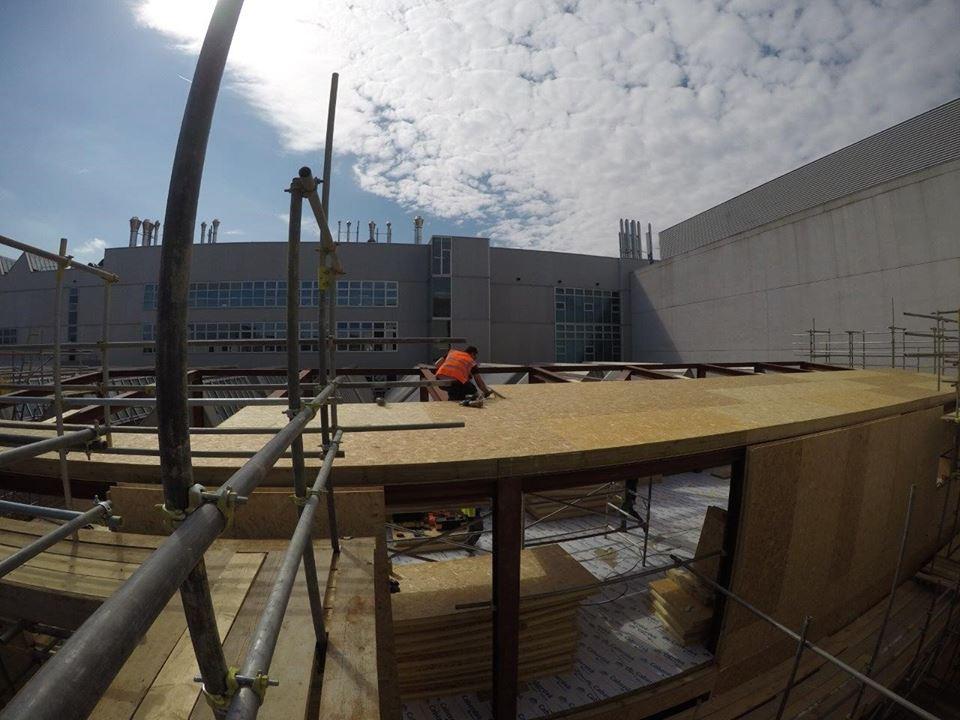 Hall entrepot panneaux sips couverture toit et murs (23)
