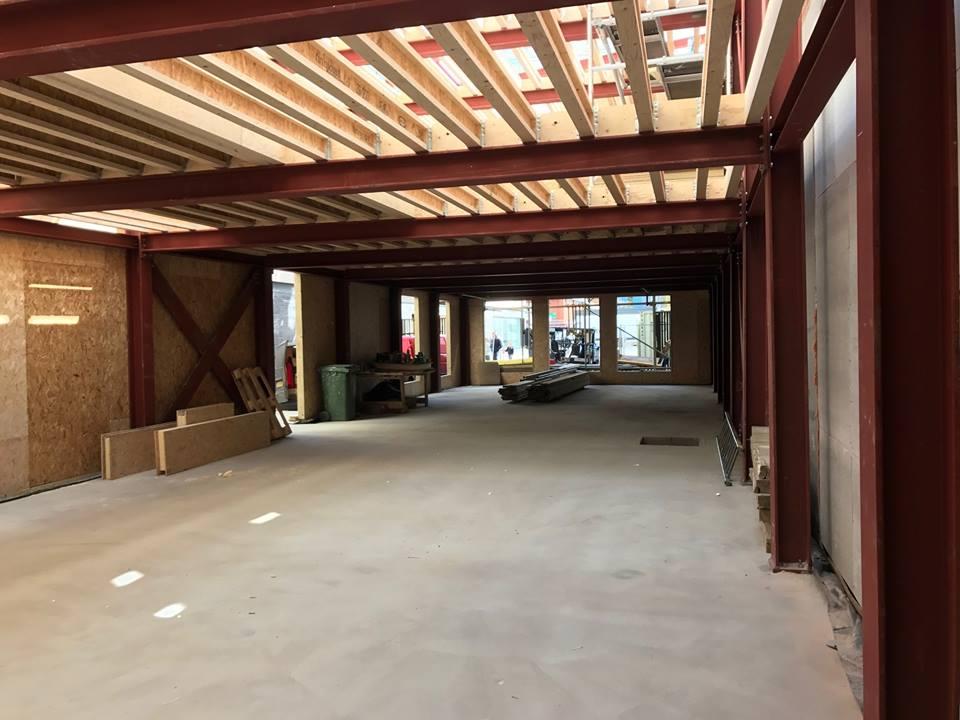 Hall entrepot panneaux sips couverture toit et murs (24)