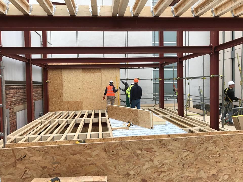 Hall entrepot panneaux sips couverture toit et murs (28)