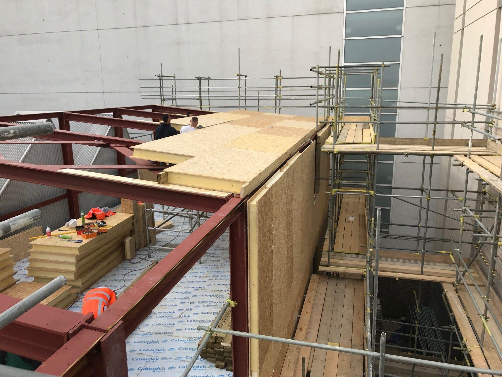Hall entrepot panneaux sips couverture toit et murs (33)