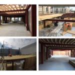 Hall entrepot panneaux sips couverture toit et murs par 4 photo (4)