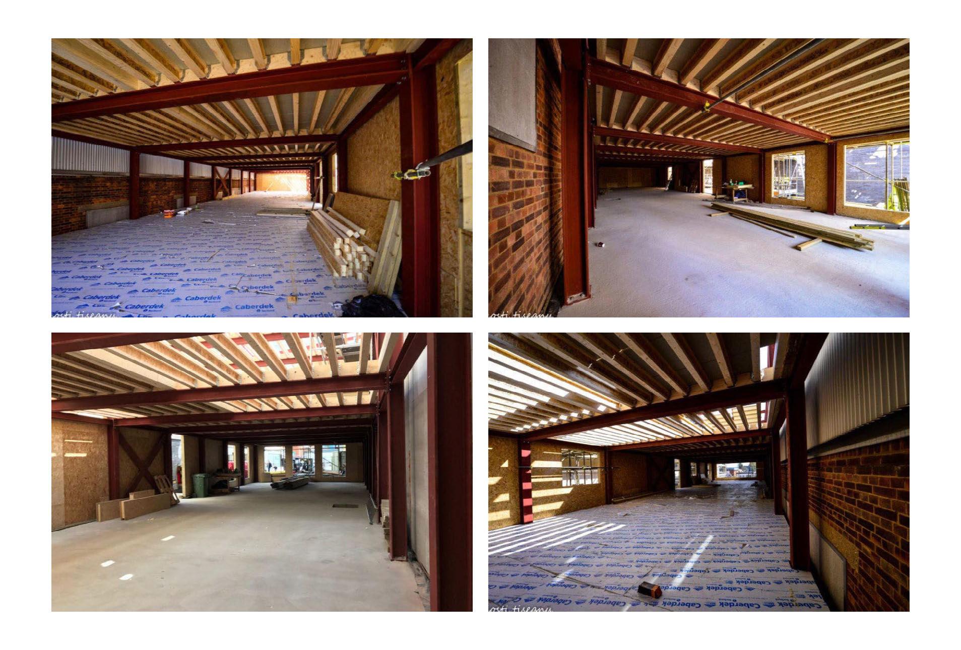 Hall entrepot panneaux sips couverture toit et murs par 4 photo (8)