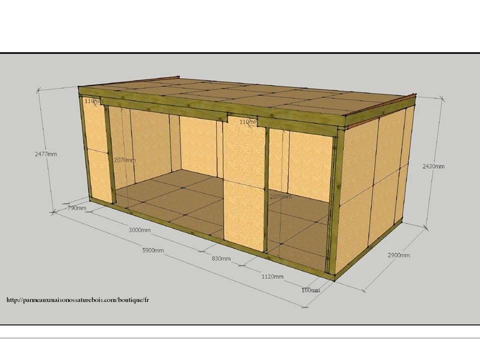 Panneaux maison ossature bois studio sips (15)
