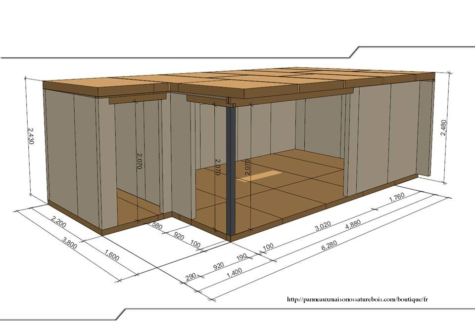 Panneaux maison ossature bois studio sips (20)