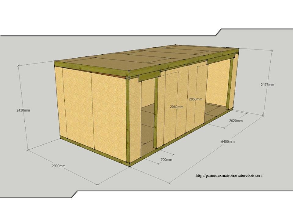 Panneaux maison ossature bois studio sips (22)
