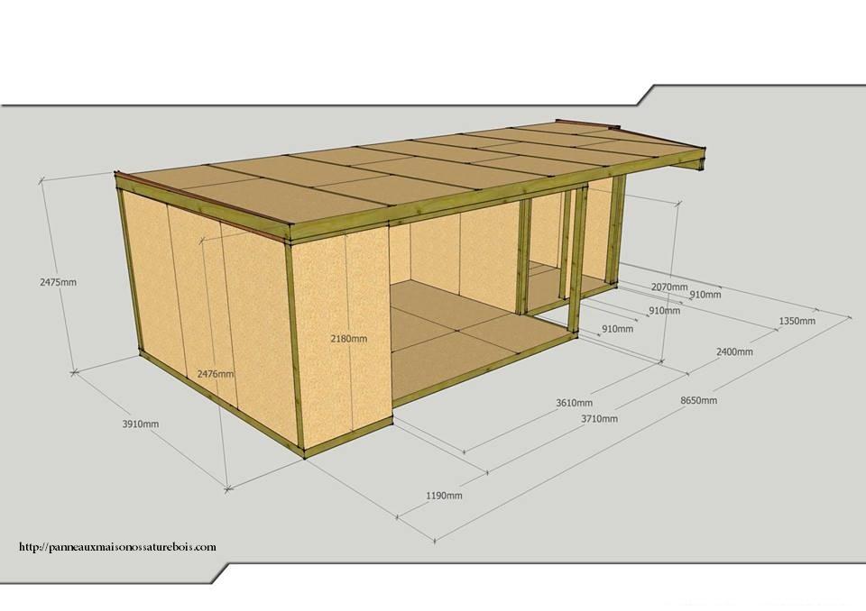 Panneaux maison ossature bois studio sips (28)