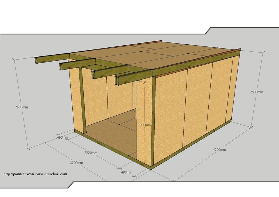 Panneaux maison ossature bois studio sips (36)