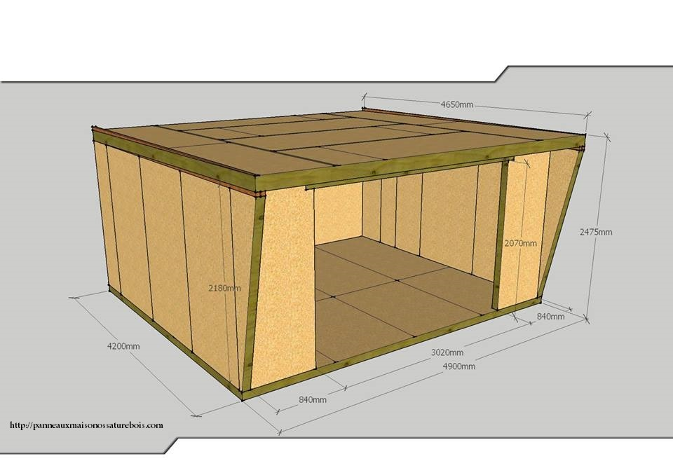 Panneaux maison ossature bois studio sips (37)