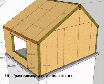 Panneaux maison ossature bois studio sips (4)