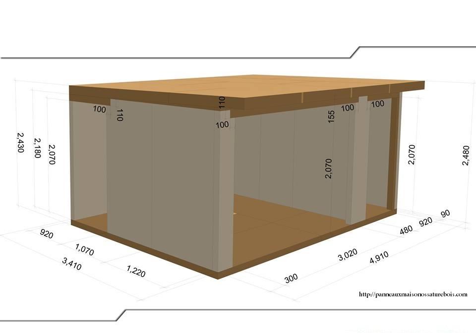 Panneaux maison ossature bois studio sips (40)