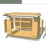 Studio de 9 a 26 m² panneaux sips (1)