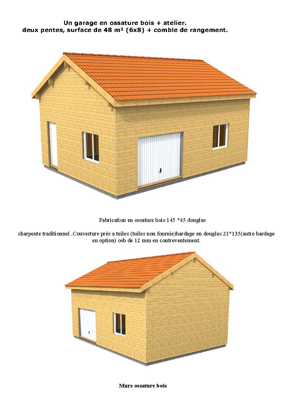 Un garage en ossature bois + atelier 42 M²_Page_1