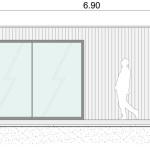 Maison mini studio minergie 25 m² 03
