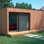 Maison mini studio minergie 25 m² 05