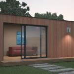 Maison mini studio minergie 25 m² 07