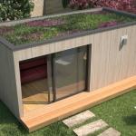 Maison mini studio minergie 25 m² 08