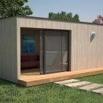Maison mini studio minergie 25 m² 09