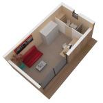 Maison mini studio minergie 25 m² 12
