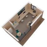 Maison mini studio minergie 25 m² 15