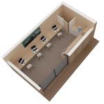 Maison mini studio minergie 25 m² 17
