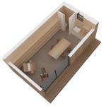 Maison mini studio minergie 25 m² 18