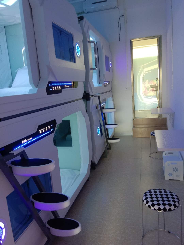 Chambre spatiale container intérieur (2)