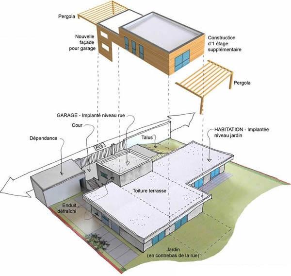 surelevation-toiture-plan1