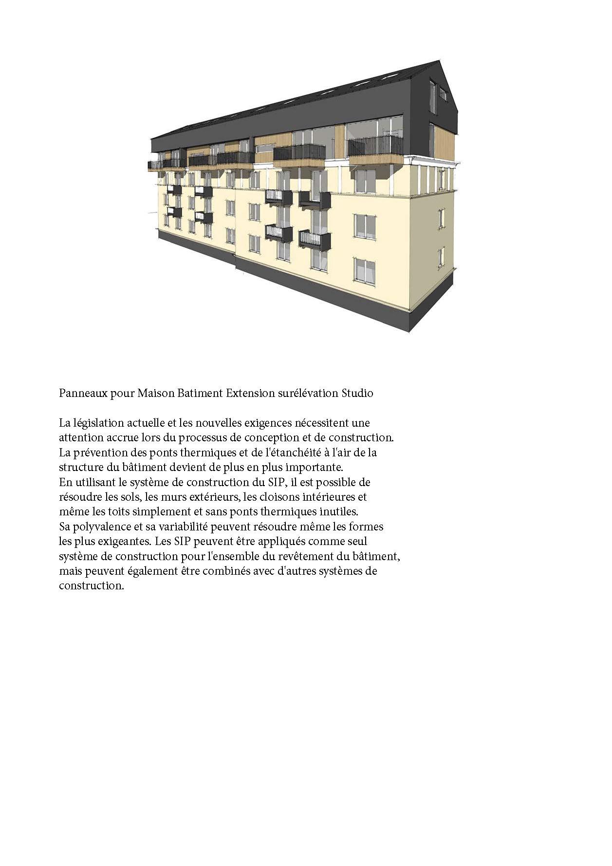 suélévation immeuble appartement spis 02