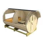 Camping tonneaux maison panneaux ossature bois (3)
