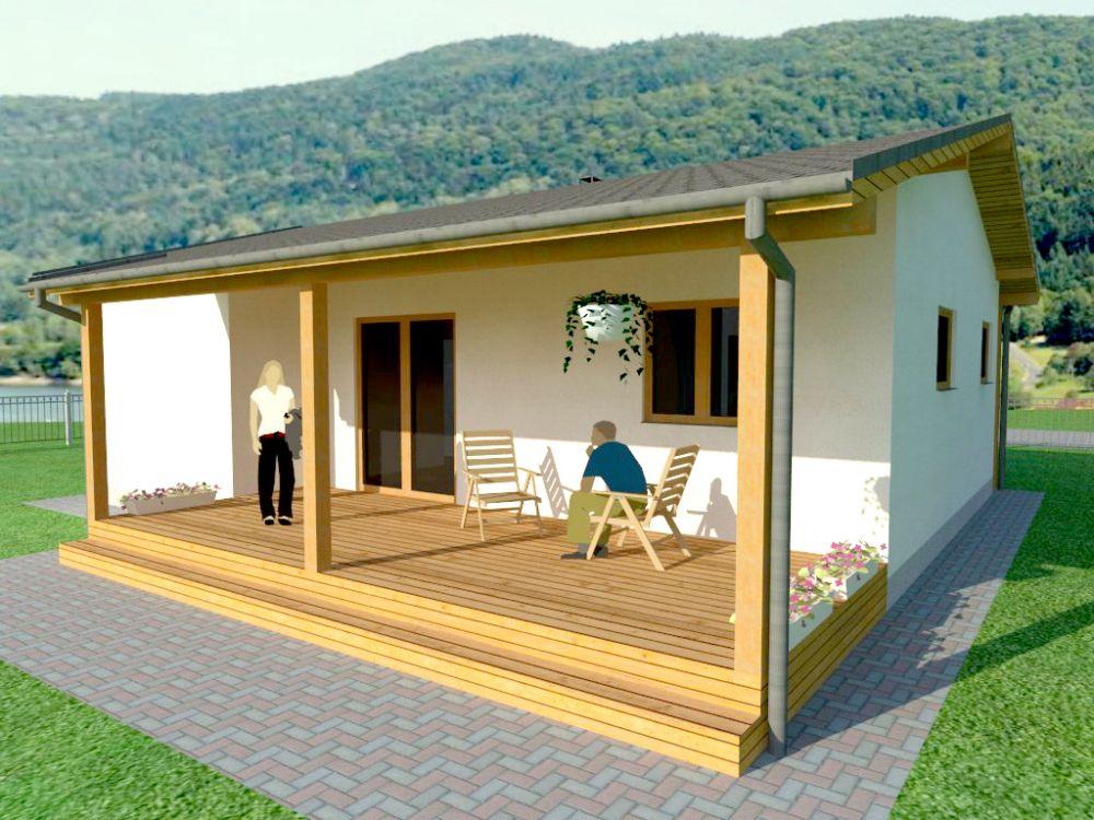 Kit maison 77 m² panneaux sips httpwww.panneauxmaisonossaturebois.com (6)
