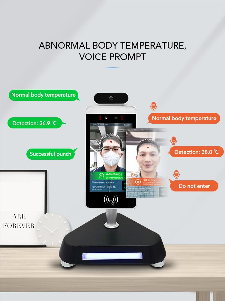Mesure de la température corporelle 004
