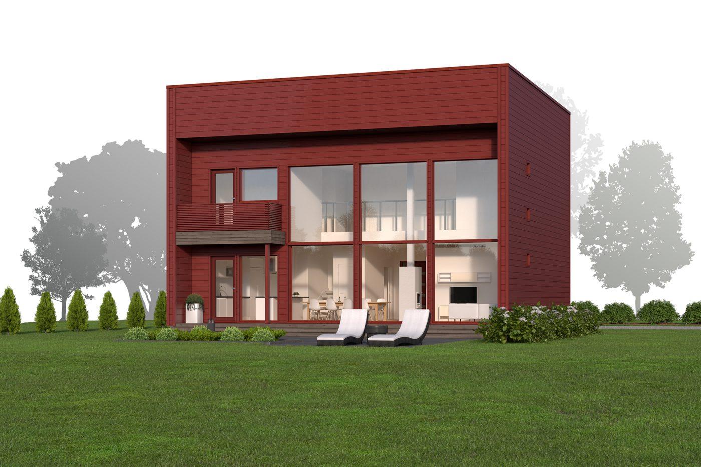 maison sips cubique 150 m² 01
