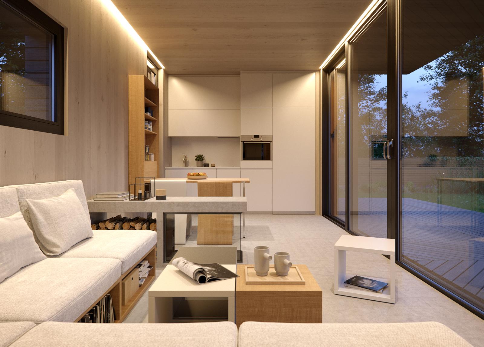 studio modulable 42 m² panneaux ossature bois.com (10)