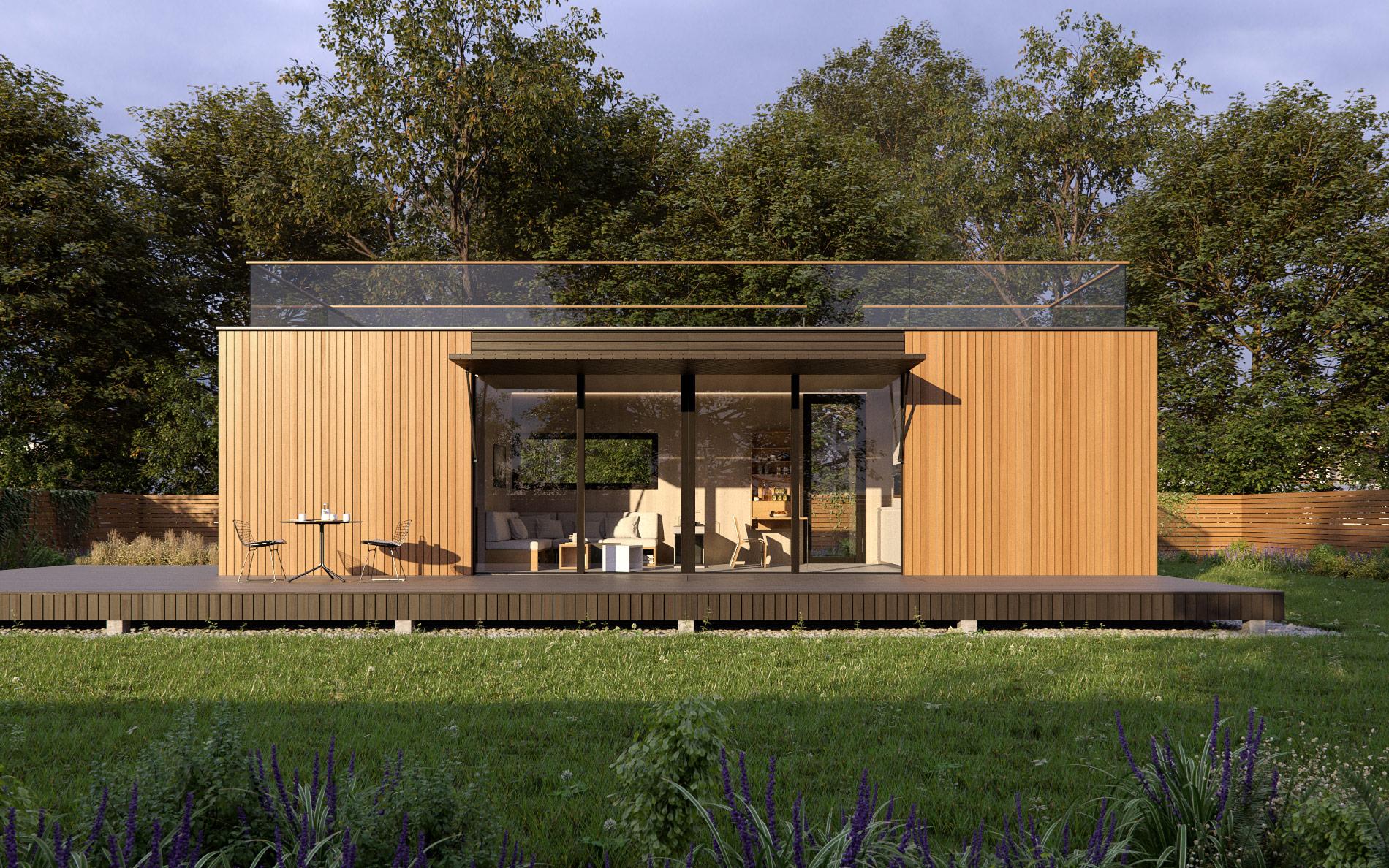 studio modulable 42 m² panneaux ossature bois.com (3)