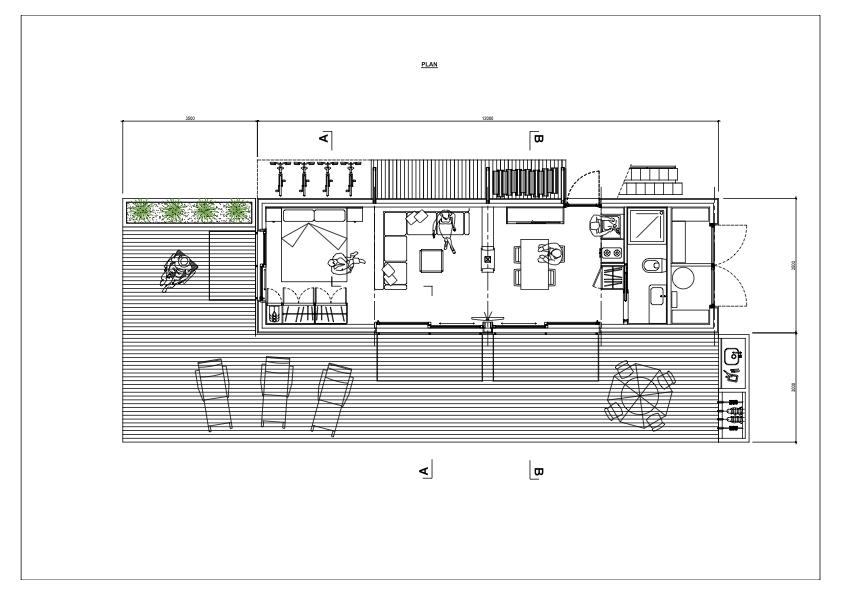 studio modulable 42 m² panneaux ossature bois.com (8)