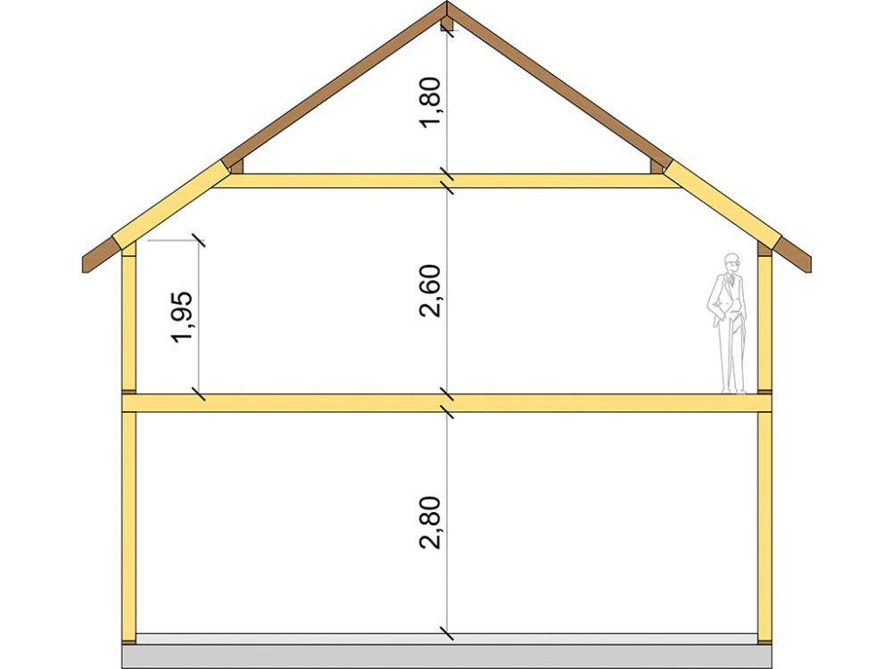 Kit maison 122 m² panneaux sips httpwww.panneauxmaisonossaturebois.com (4)