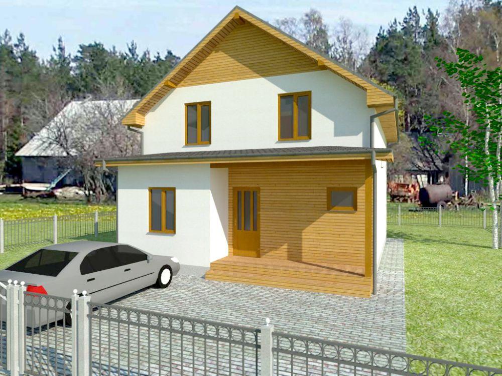 Kit maison 122 m² panneaux sips httpwww.panneauxmaisonossaturebois.com (8)