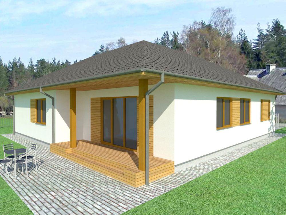 Kit maison 132 m² panneaux sips httpwww.panneauxmaisonossaturebois.com (6)