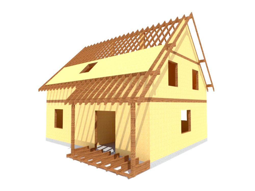Kit maison 150 m² panneaux sips httpwww.panneauxmaisonossaturebois.com (5)