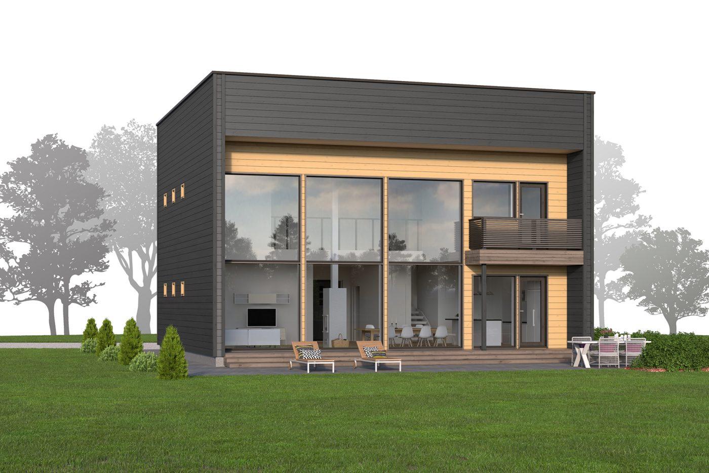 maison sips cubique 170 m² 01