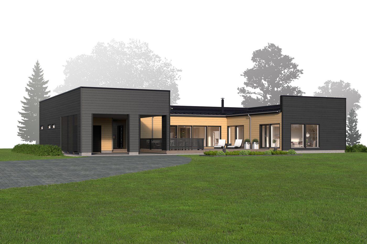 maison sips cubique 180 m² 01